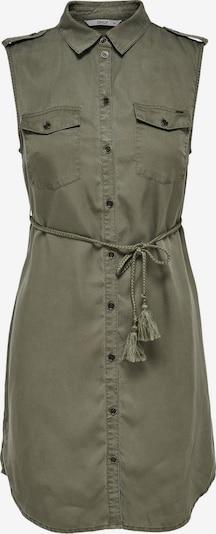 ONLY Blusenkleid 'Onlarizona' in khaki, Produktansicht