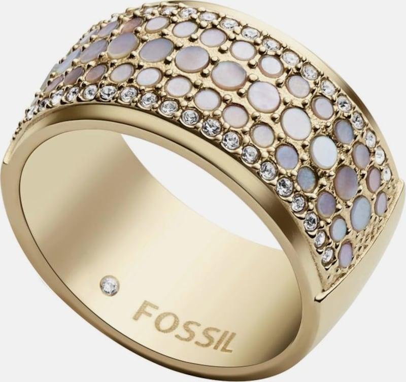 FOSSIL Fingerring »VINTAGE GLITZ«
