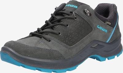 LOWA Lage schoen in de kleur Lichtblauw / Donkergrijs, Productweergave