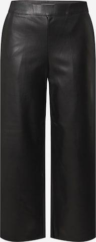 Pantaloni 'VIPEN RWRX' de la VILA pe negru