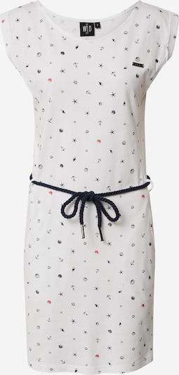 WLD Jerseykleid 'SUMMER REDEMPTION III' in weiß, Produktansicht