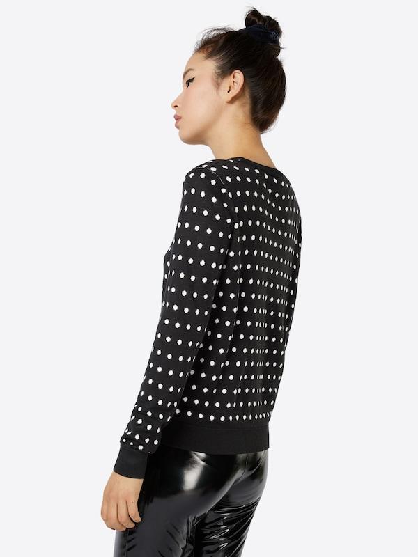 even&odd 'Jacquard Pattern Jumper' Pullover