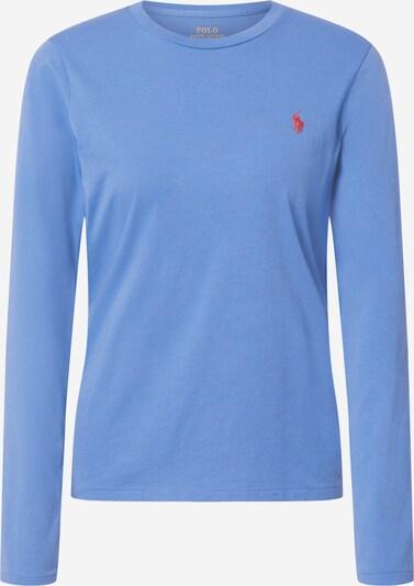 POLO RALPH LAUREN T-shirt en bleu, Vue avec produit