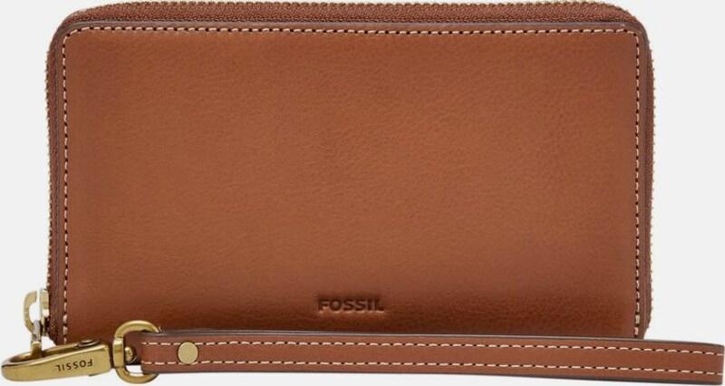 FOSSIL Geldbörse 'EMMA RFID SMARTPHONE WRISTLET'