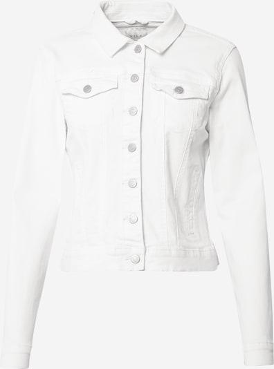 VILA Jeansjacke 'VISHOW DENIM JACKET - NOOS' in weiß, Produktansicht