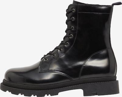 Bianco Boots en noir, Vue avec produit