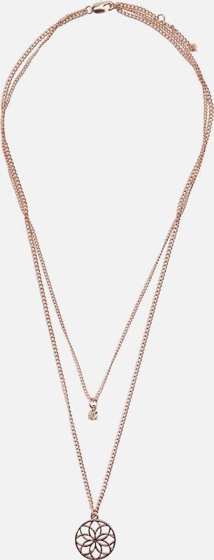 PIECES 2 Ketten Halskette