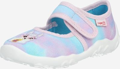 SUPERFIT Ballerina 'BONNY' in aqua / gelb / lila / pink / weiß, Produktansicht