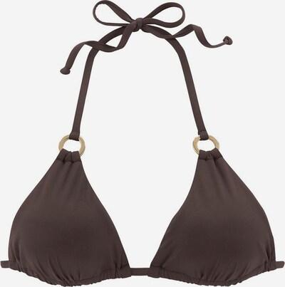 LASCANA Hauts de bikini en marron, Vue avec produit