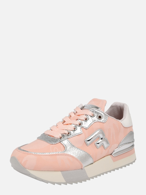 REPLAY Sneaker 'WHITESHELL' in rosa silber | ABOUT YOU