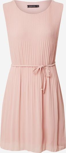 Sublevel Sukienka w kolorze różowy pudrowy / stary różm: Widok z przodu