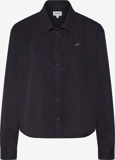 WRANGLER Bluse in schwarz, Produktansicht
