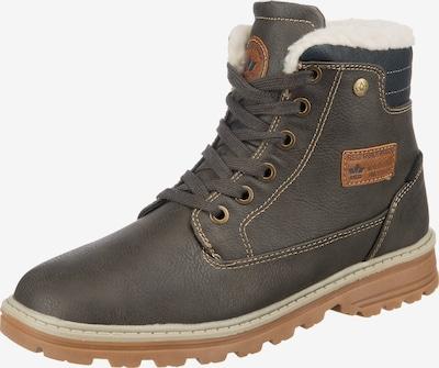LICO Stiefel in braun / dunkelgrau, Produktansicht