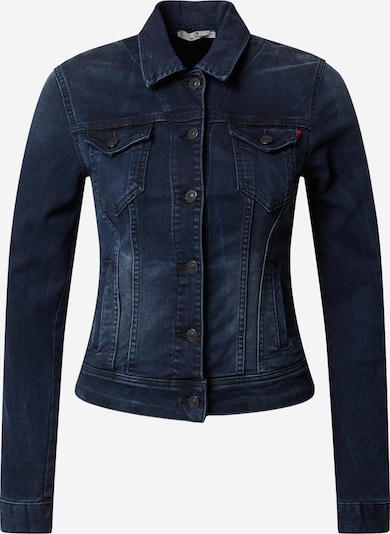 LTB Jacke 'Dean x Jacket' in blue denim, Produktansicht
