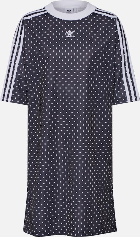 ADIDAS ORIGINALS Kleid 'DRESS' in schwarz   weiß    Markenkleidung für Männer und Frauen 1ddf87