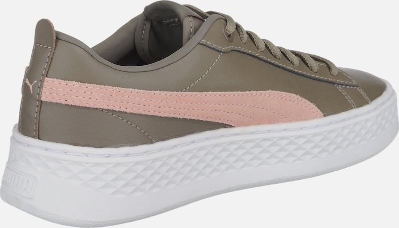PUMA 'Smash Platform L' Sneakers