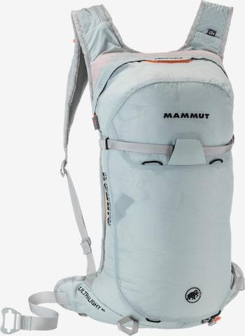 MAMMUT Lawinenrucksack 'Ultralight Removable Airbag 3.0' in Blau