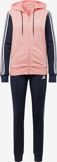 ADIDAS PERFORMANCE Trainingspak 'W TS CO Energiz' in de kleur Nachtblauw / Rosa, Productweergave