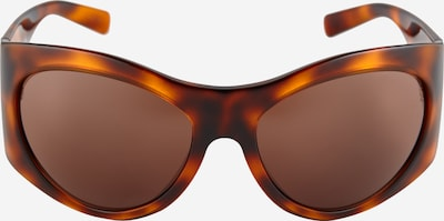VERSACE Sonnenbrille in braun, Produktansicht