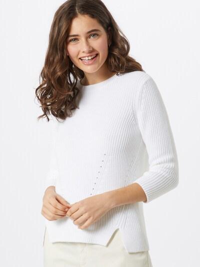 fehér HUGO Pulóver 'Serlina', Modell nézet