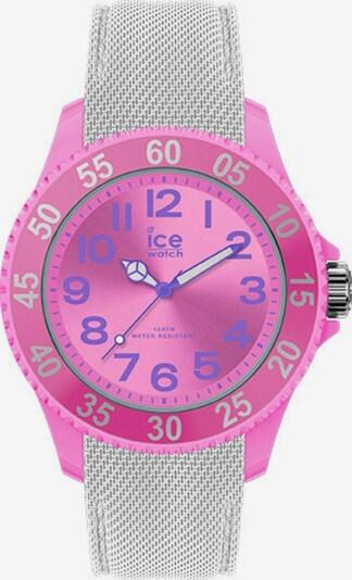 ICE WATCH ice-watch Quarzuhr 'ICE cartoon' in pink / weiß, Produktansicht