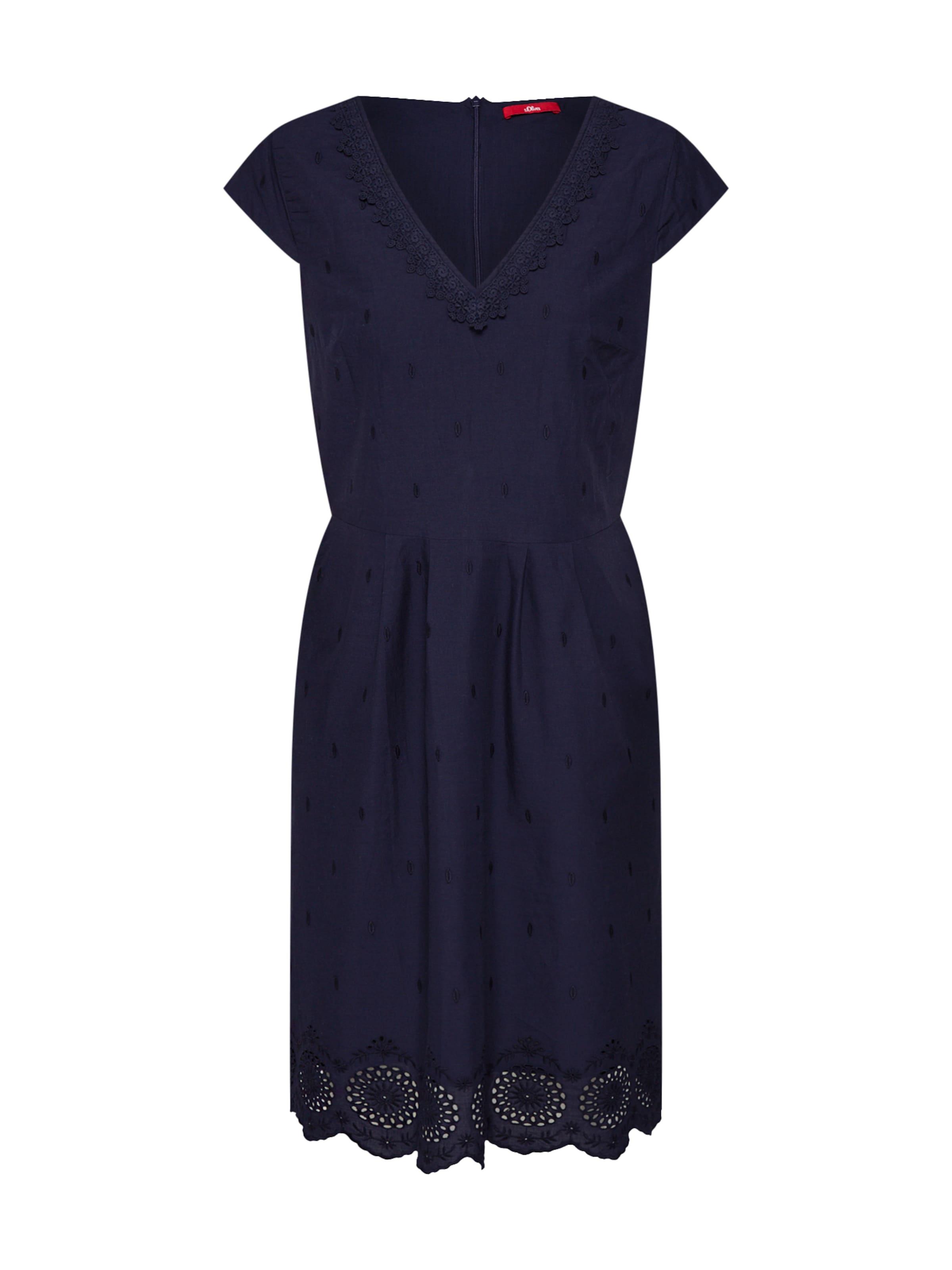 Navy Kleid In Kleid S oliver oliver Kleid Navy S S In oliver UGzqSMpLV