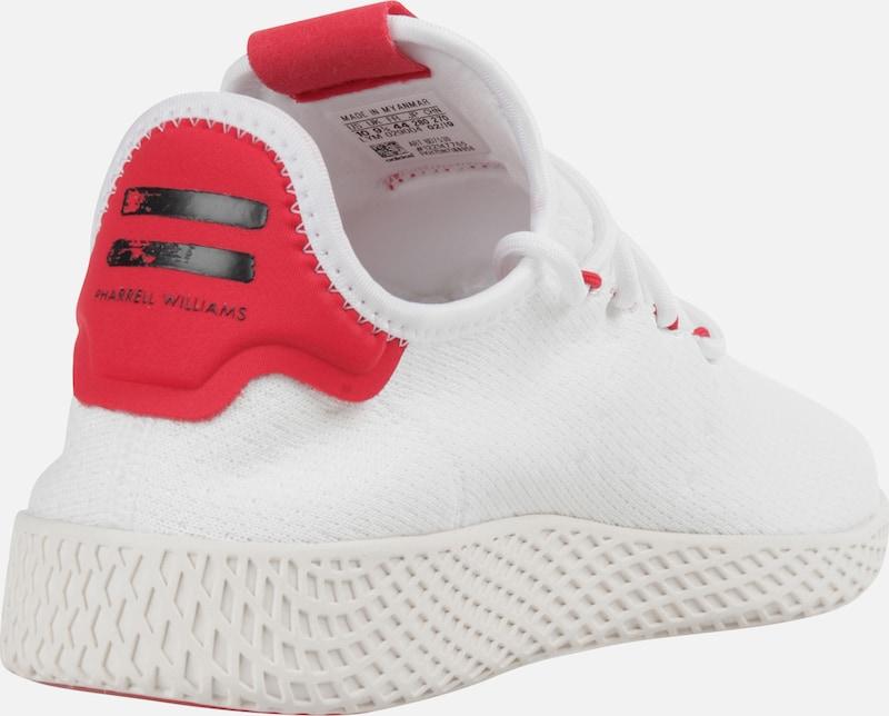 Tennis Sneaker Originals 'pharrell Rot Weiß Williams Hu' Adidas In uKF1cTlJ3