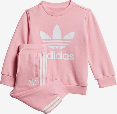 ADIDAS ORIGINALS Jogginganzug 'CREW SET' (Set, 2 tlg.) in rosa, Produktansicht