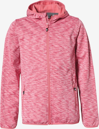 COLOR KIDS Softshelljacke 'Kenry' in rosa, Produktansicht