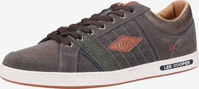 Lee Cooper Sneaker in grau / taupe, Produktansicht