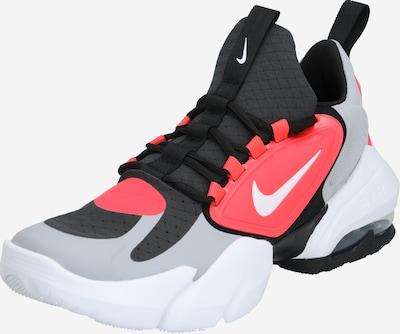 Sportiniai batai 'Nike Air Max Alpha Savage' iš NIKE , spalva - pilka / raudona / juoda, Prekių apžvalga