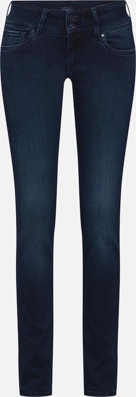 En Foncé Pepe Bleu Jeans Jean 'vera' 5AqjL34R