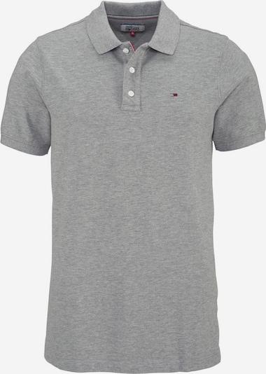 Tommy Jeans Poloshirt in grau, Produktansicht