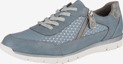 GOSCH SYLT Sneakers Low in taubenblau / hellblau, Produktansicht