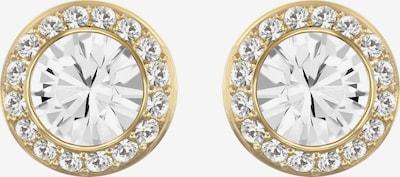 Swarovski Boucles d'oreilles 'Angelic' en or / argent, Vue avec produit