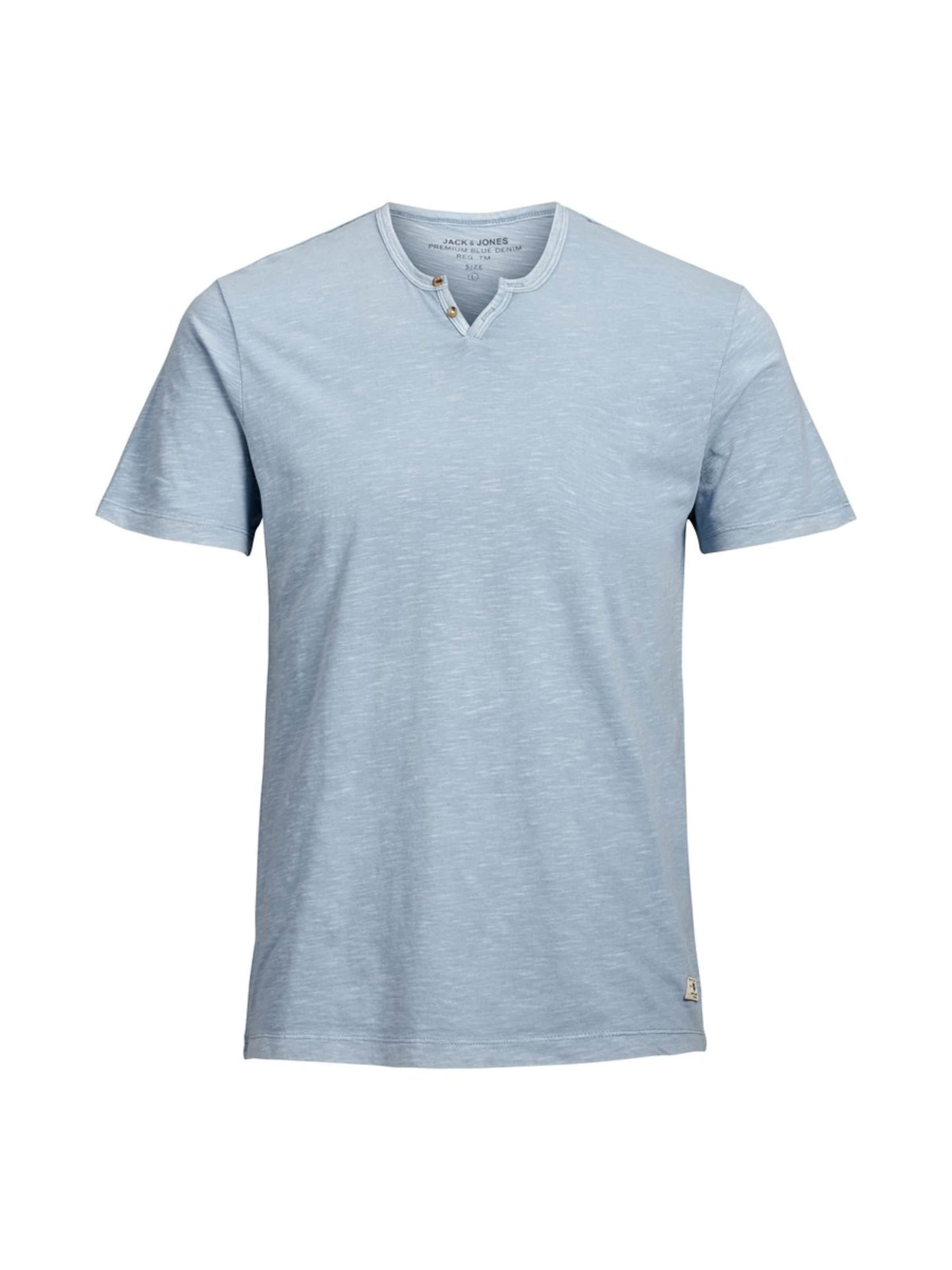 Hellblau Jones T In Jackamp; shirt PkXiZu