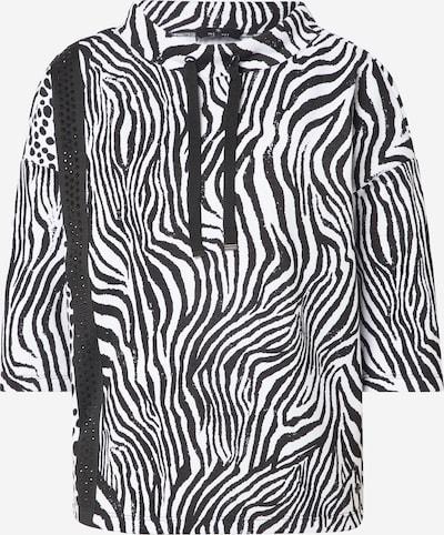 monari Shirt in schwarz / weiß, Produktansicht