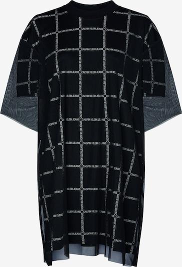 Calvin Klein Jeans T-shirt in schwarz, Produktansicht