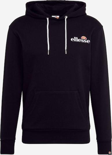 ELLESSE Sweatshirt 'PRIMERO' in schwarz, Produktansicht