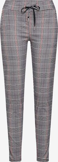 Zwillingsherz Broek 'Glencheck' in de kleur Grijs, Productweergave