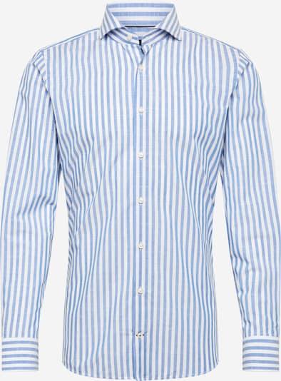 JOOP! Hemd in blau / weiß, Produktansicht
