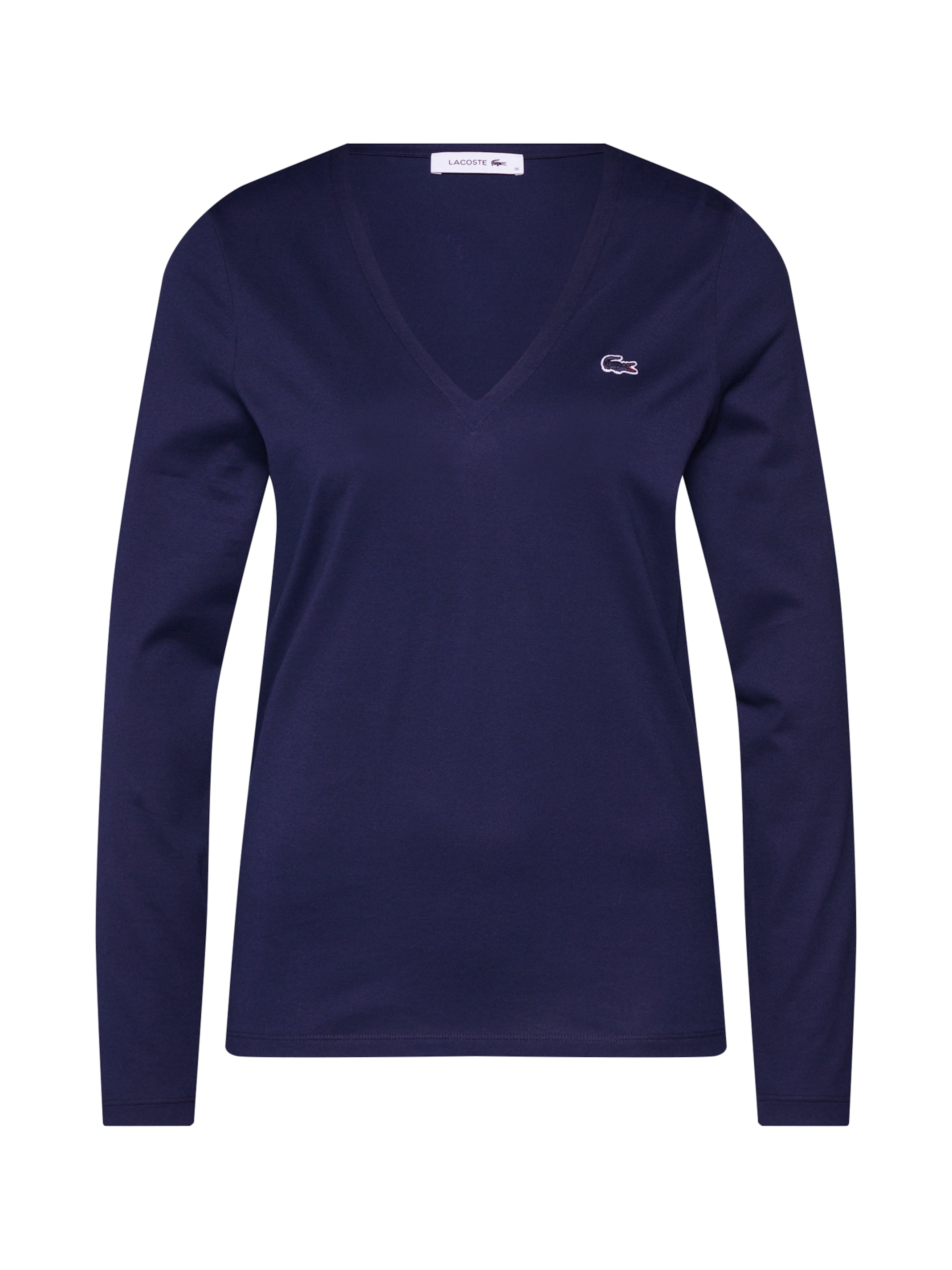 Lacoste Marine shirt' In 'tee Shirt mN8vnw0