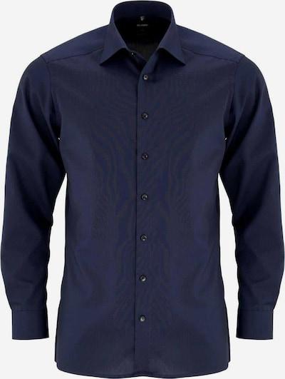 OLYMP Zakelijk overhemd in de kleur Nachtblauw, Productweergave