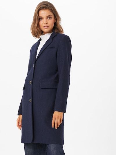 SELECTED FEMME Mantel 'Elina' in dunkelblau, Modelansicht