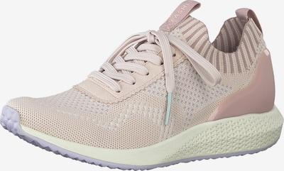 TAMARIS Sneakers laag 'Tamaris Fashletics' in de kleur Oudroze, Productweergave