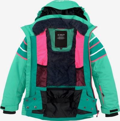 CMP Skijacke in jade / pastellgrün / pink, Produktansicht