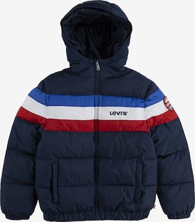LEVI'S Jacke 'Color Block I' in blau, Produktansicht
