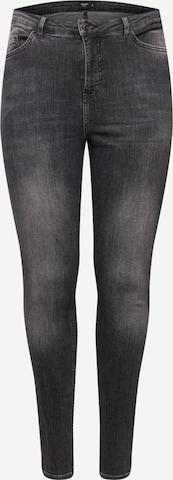 Vero Moda Curve Jeans 'LORA' in Black