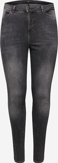 Vero Moda Curve Jean 'LORA' en noir denim, Vue avec produit
