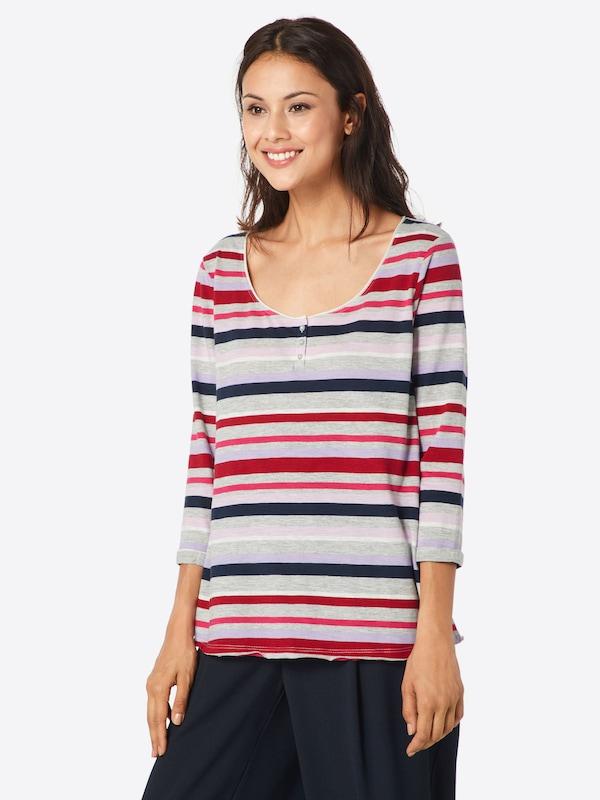 shirt En Rose Esprit T BleuGris 34ARjL5